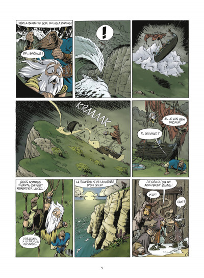 Page 3 Walhalla tome 2