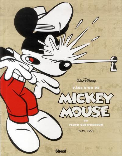 image de l'âge d'or de Mickey Mouse tome 8 - 1948-1950 - le mystère de l'Atombrella et autres histoires