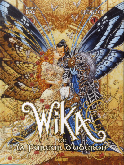 Couverture Wika tome 1