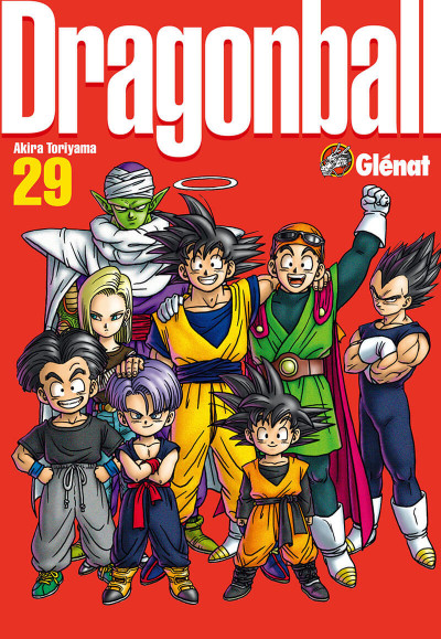 Couverture Dragon ball tome 29 - perfect édition