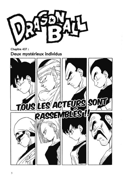 Page 6 Dragon ball tome 30 - perfect édition