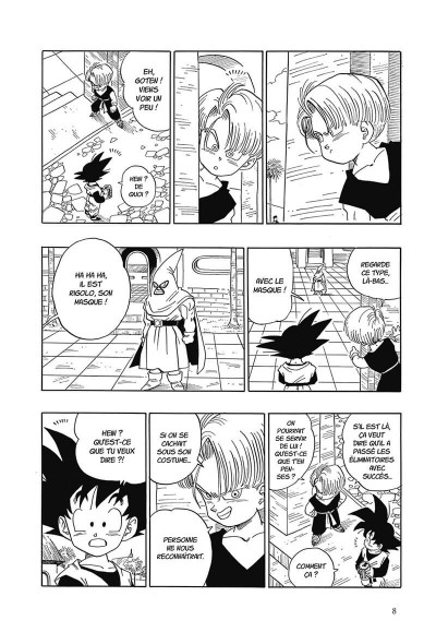 Page 9 Dragon ball tome 30 - perfect édition