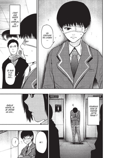 Page 8 Tokyo ghoul tome 3