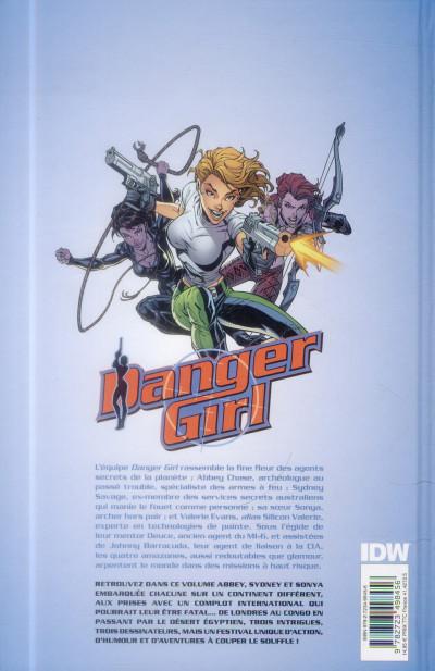 Dos danger girl - trinity