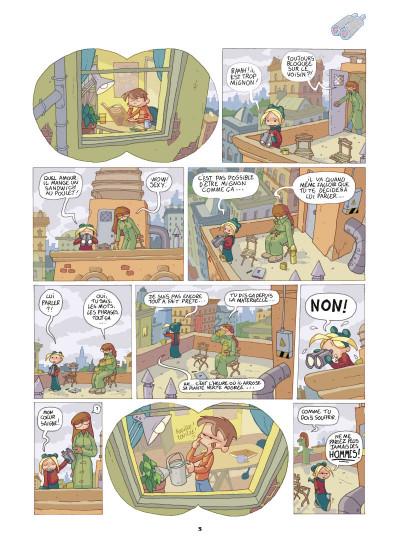 Page 3 Lou ! - Coffret tome 1 et tome 2