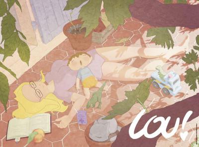 Page 1 Lou ! - COFFRET T.5 ET T.6