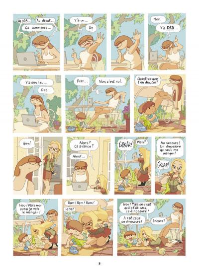 Page 5 Lou ! - COFFRET T.5 ET T.6