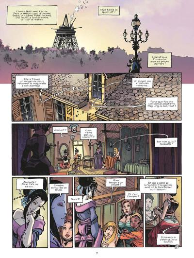 Page 0 chimère(s) 1887 tome 4 - Les liens du sang