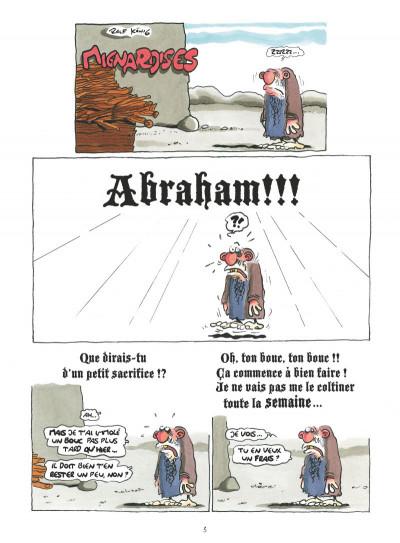 Page 1 Mignardises