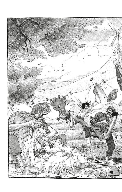 Page 8 One piece tome 34