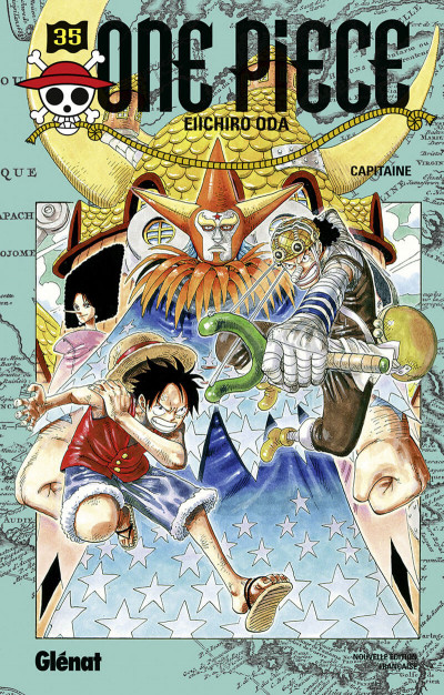 Couverture One piece tome 35