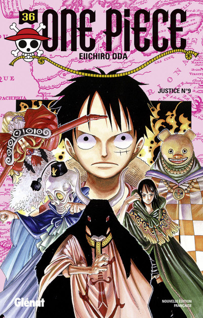 Couverture One piece tome 36