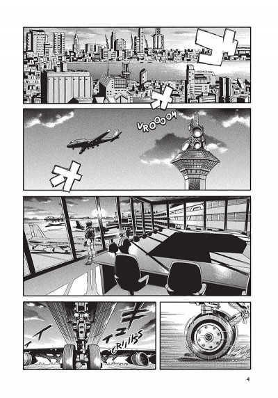 Page 5 ghost in the shell - stand alone complex tome 3
