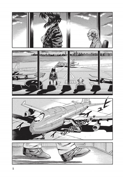 Page 6 ghost in the shell - stand alone complex tome 3