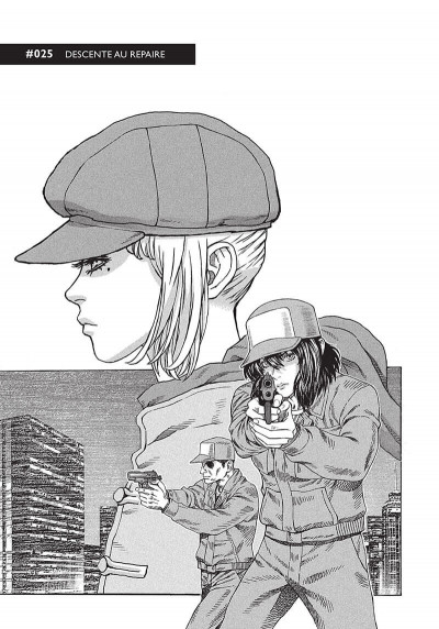 Page 6 ghost in the shell - stand alone complex tome 4