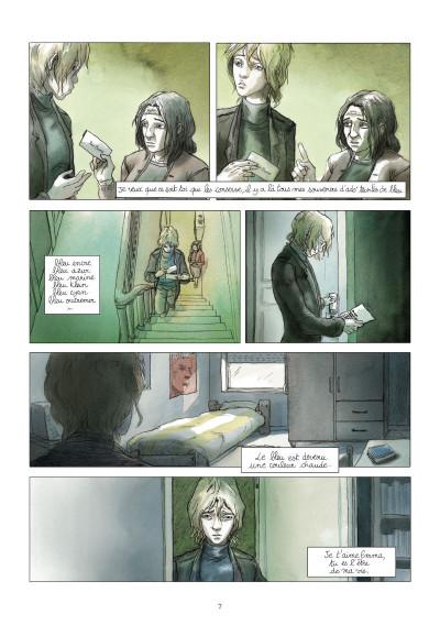 Page 3 le bleu est une couleur chaude