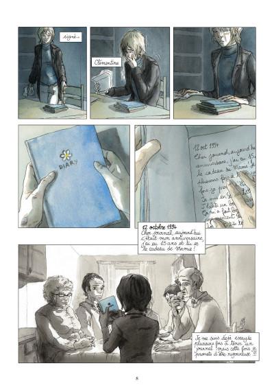 Page 4 le bleu est une couleur chaude