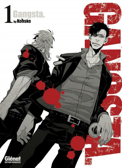 Couverture Gangsta tome 1