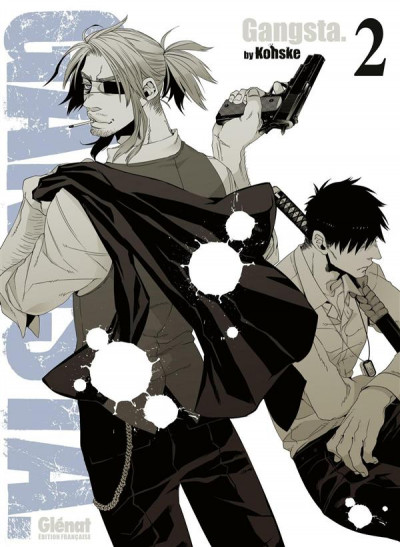 Couverture Gangsta tome 2