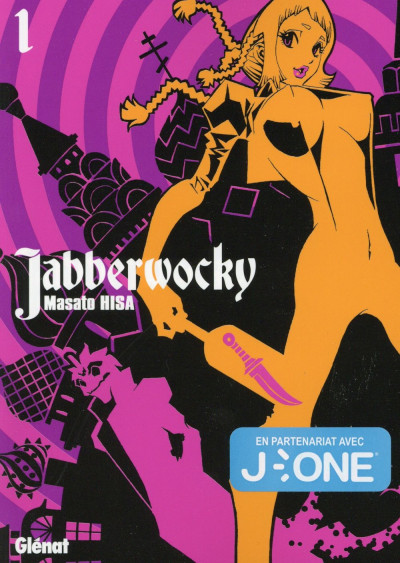 Couverture Jabberwocky tome 1