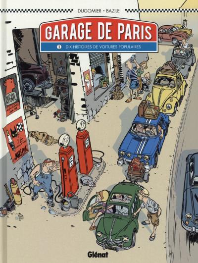 image de le garage de Paris tome 1