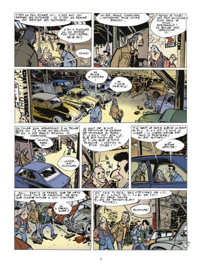 Le garage de paris tome 1 for Garage ad paris