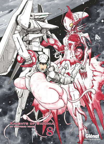 Couverture Knights of sidonia tome 8