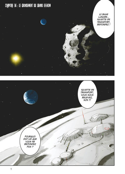 Page 2 Knights of sidonia tome 8