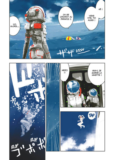 Page 4 Knights of sidonia tome 8