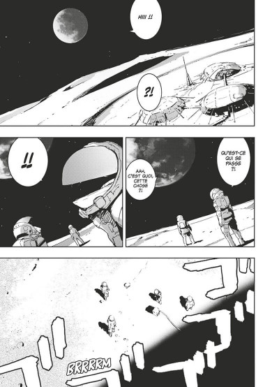 Page 6 Knights of sidonia tome 8