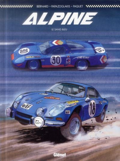 image de Alpine - Le Sang bleu