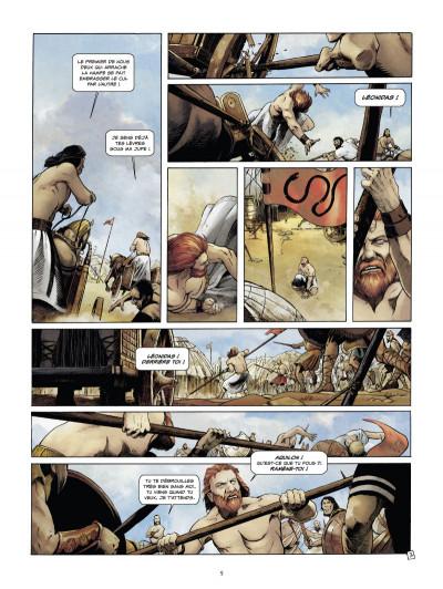 Page 3 Roma tome 1 - La Malédiction