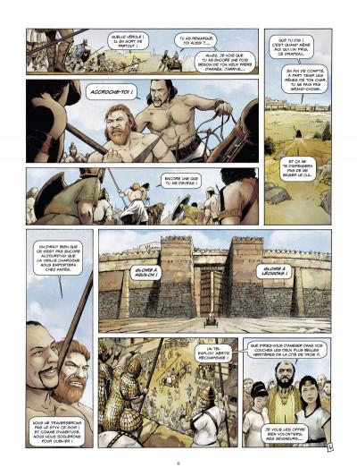Page 4 Roma tome 1 - La Malédiction