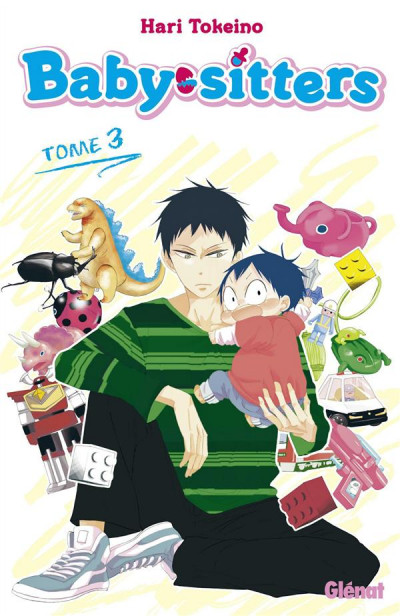 image de baby-sitters tome 3