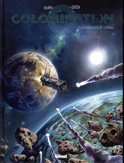 Couverture Colonisation tome 1