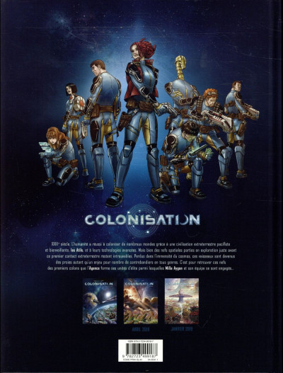 Dos Colonisation tome 1