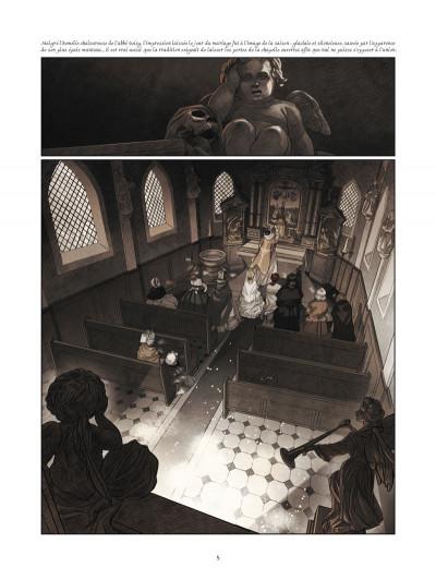 Page 1 La guerre des sambre - Maxime et Constance tome 2