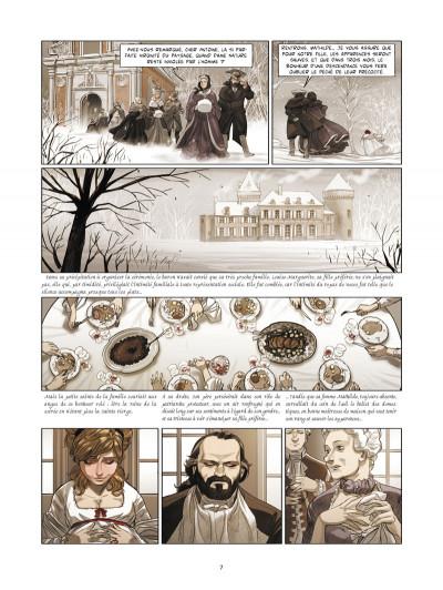 Page 3 La guerre des sambre - Maxime et Constance tome 2