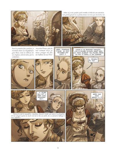 Page 4 La guerre des Sambre - Maxime et Constance tome 3