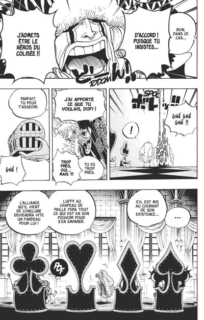 Page 5 one piece tome 70