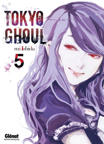 Couverture Tokyo ghoul tome 5