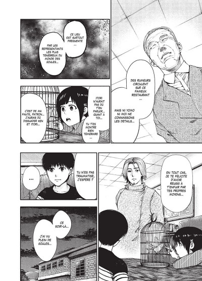 Page 9 Tokyo ghoul tome 5