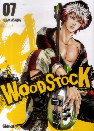 image de woodstock tome 7