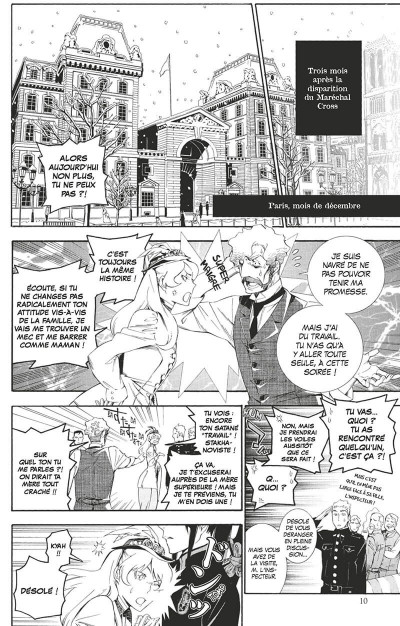 Page 9 D.Gray-Man T.18 - lonely boy