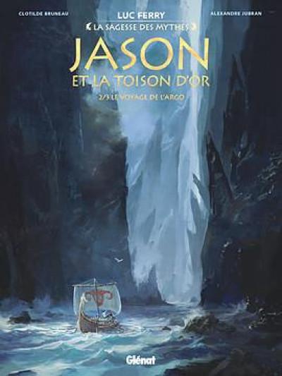 Couverture Jason et la toison d'or tome 2