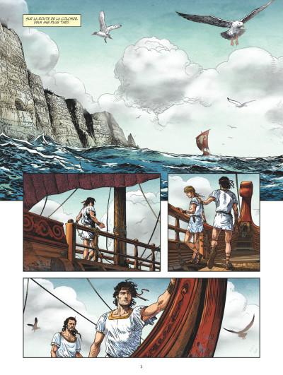 Page 1 Jason et la toison d'or tome 2