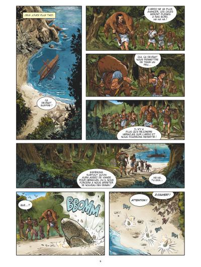 Page 4 Jason et la toison d'or tome 2