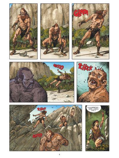 Page 6 Jason et la toison d'or tome 2