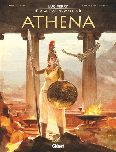 Couverture Athéna