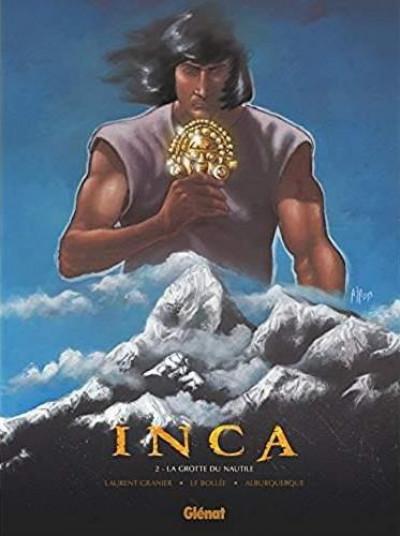 Couverture Inca tome 2